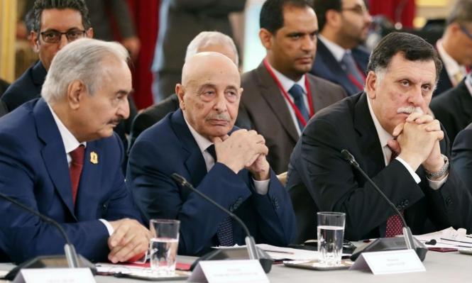 الأطراف الليبية تجتمع في القاهرة تمهيدا لاستئناف الحوار السياسي في تونس