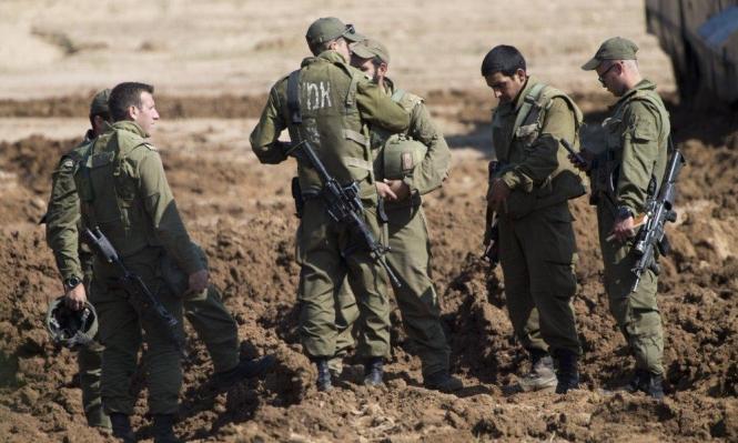 """إصابة 21 جنديا إسرائيليا في شجار مع """"الكتيبة البدوية"""""""