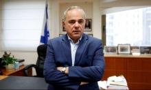 """شطاينتس: مباحثات ترسيم الحدود مع لبنان """"ليست تطبيعًا"""""""
