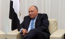 مصر والعراق تبحثان تطورات القضية الفلسطينية وليبيا وسورية