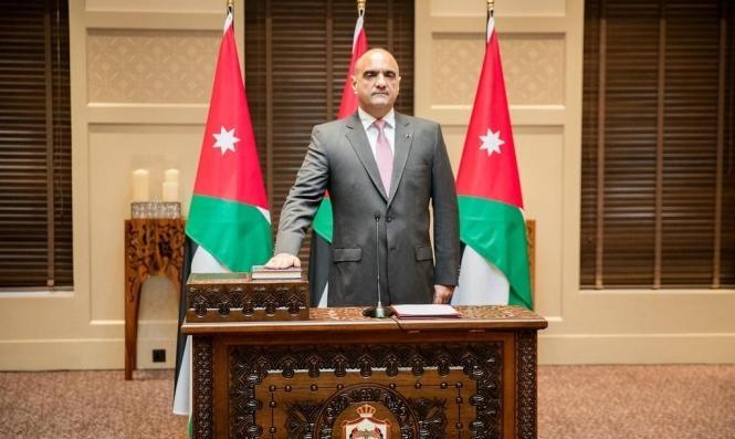 الحكومة الأردنية الجديدة تؤدي اليمين الدستورية