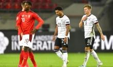 دوري أمم أوروبا: ألمانيا تقع بفخ التعادل أمام سويسرا