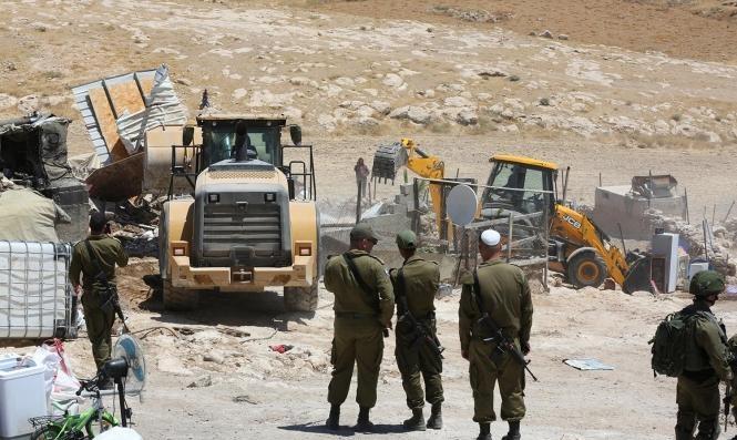 """بريطانيا: التحقيق في تورّط شركة """"JCB"""" بانتهاكات ضد الفلسطينيين"""
