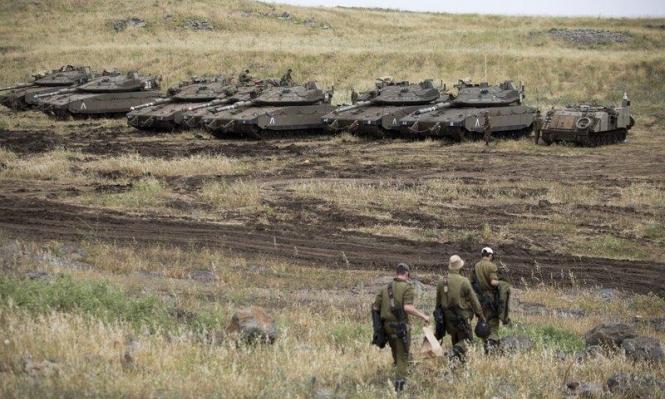 الجيش الإسرائيلي يقتحم موقعين سوريين ويدمرهما