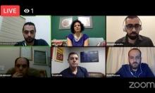"""""""حديث الأربعاء"""" يستضيف صحافيين فلسطينيين ويناقش تحدّيات العمل الإعلامي"""