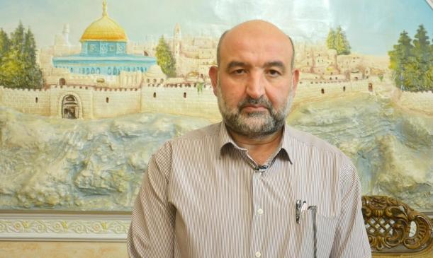 الاحتلال يجدد الاعتقال الإداري بحق القيادي بحماس رأفت ناصيف