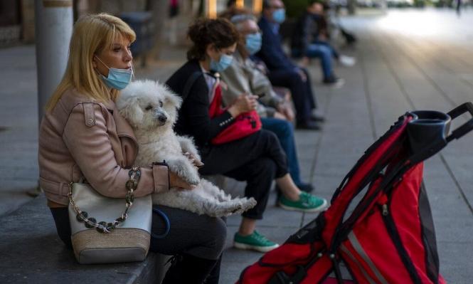 """كورونا يستفحل في أوروبا والصحة العالمية تدعو إلى """"عدم المساومة"""" بالتدابير"""
