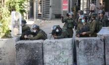إصابة العشرات خلال مواجهات مع جيش الاحتلال في الضفة