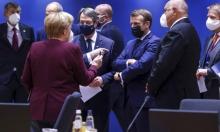 """شرق المتوسط: الاتحاد الأوروبي يصف تحركات تركيا بـ""""الاستفزازيّة"""""""