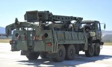 تركيا تختبر نظام دفاع جوي روسي