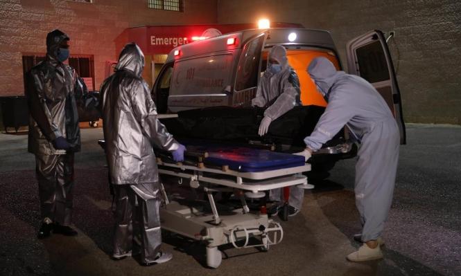 الصحة الفلسطينية: وفاة و397 إصابة جديدة بكورونا