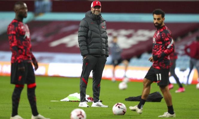 مدرب ليفربول يكشف سر مستوى صلاح!