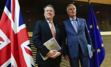 """بريطانيا تدعو إلى الاستعداد للخروج من الاتحاد الأوروبي """"بدون اتفاق"""""""