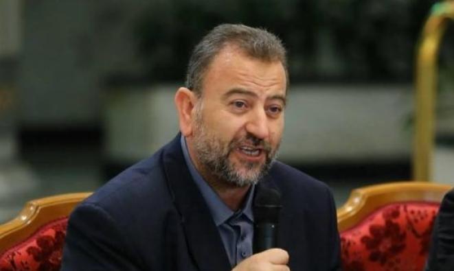 """العاروري: حماس رفضت حوارا مع الإدارة الأميركية حول """"صفقة القرن"""""""