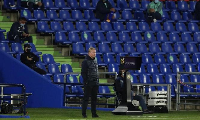 مدرب برشلونة: أنتظر قدوم ديباي في الشتاء