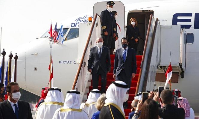 منوتشين بالمنامة: اتفاق إسرائيل والبحرين أهم من الاتفاق مع مصر