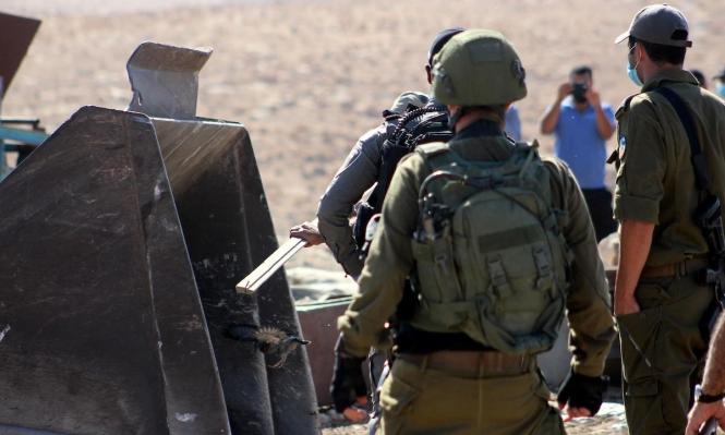 استهداف إسرائيلي مُمنهج ومُتسارع لمشاريع مموّلة أوروبيا في الضفة
