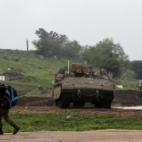 الجيش الإسرائيلي ينشر حواجز في محيط قطاع غزة