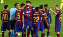 لاعبو برشلونة يرفضون مقترح بارتوميو!