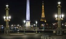 هكذا خلت شوارع باريس وثماني مدن فرنسية أخرى من المارة خلال اليومين الأخيرين بسبب فرض حظر التجول
