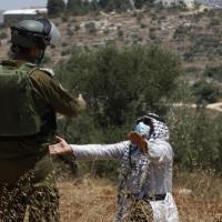 نابلس: مستوطنون يقيمون بؤرة استيطانية على جبل صبيح