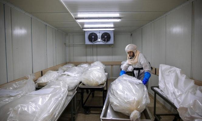 الصحة الإسرائيلية: إصابات كورونا تتراجع لـ23347 والوفيات ترتفع لـ2268
