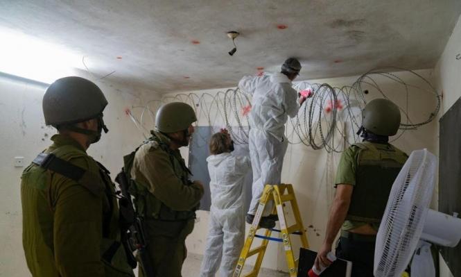 بزعم تنفيذه عملية الحجر: الاحتلال يغلق غرفة الأسير أبو بكر