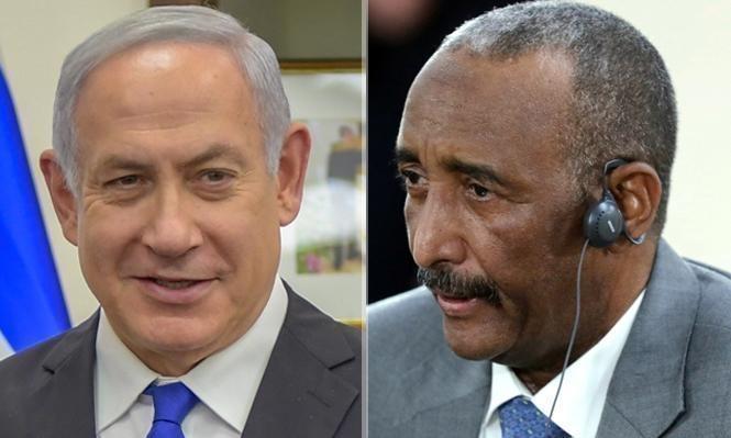 """""""موافقة سودانية على تطبيع كامل مع إسرائيل.. والإعلان الأسبوع المقبل"""""""