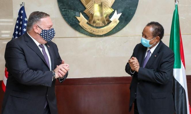 """مسؤول سوداني: التطبيع """"بات قريبا أكثر من أي وقت مضى"""""""