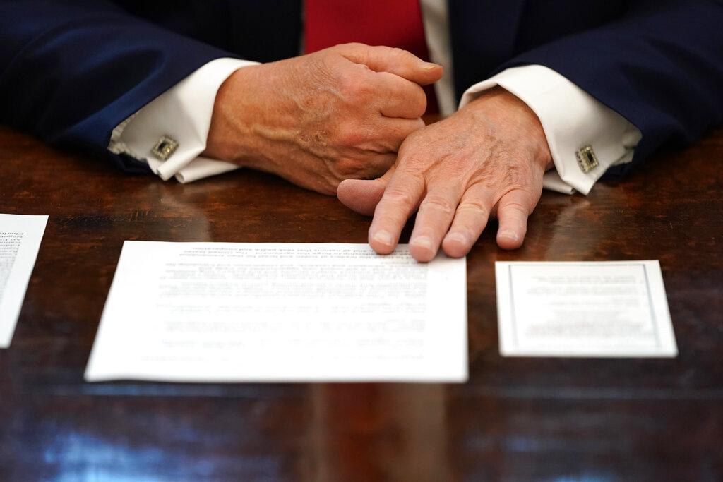 """ترامب يعلن """"إنهاء العداء"""" بين إسرائيل والسودان"""