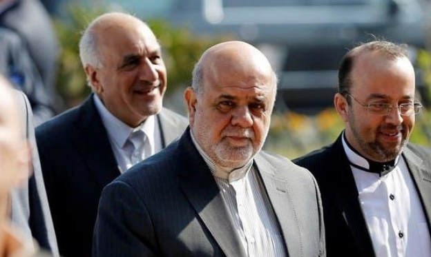 عقوبات أميركيّة ضد السفير الإيراني في بغداد وحزب الله اللبناني