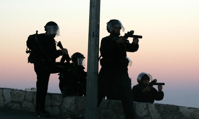 الاحتلال يعتقل 8 فلسطينيين في جنين والعيساوية