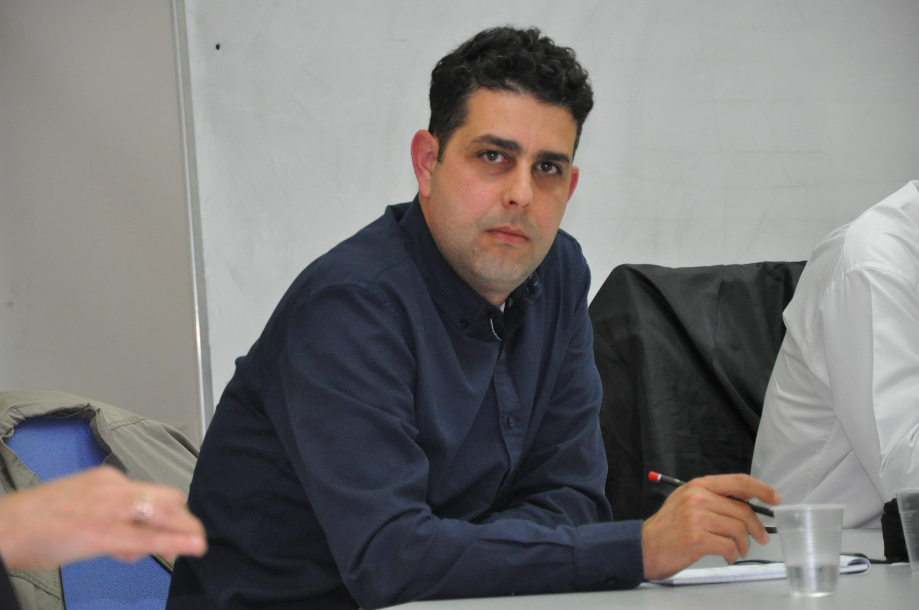عميد صعابنة