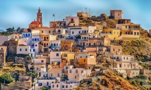 بلدات جزرية في اليونان تحاول إنعاش اقتصادها