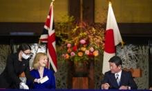 رغم التعثر مع الاتحاد الأوروبي: بريطانيا واليابان توقعان اتفاقية للتجارة الحرة