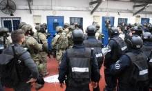 """قوات الاحتلال تقتحم قسم 13 في معتقل """"عوفر"""""""