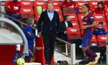 مدرب برشلونة مهدد بالإيقاف حتى 12 مباراة