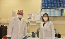 25 مصابا بكورونا في حالة الخطر بمستشفى نهريا