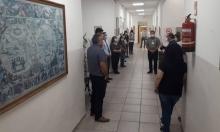 18 مصابا بكورونا في مستشفيات الناصرة