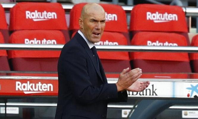 ريال مدريد يحسم الجدل حول مصير زيدان