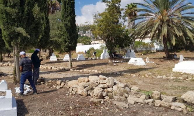 الثلاثاء المقبل: العليا تناقش صفقة بيع مقبرة القسّام