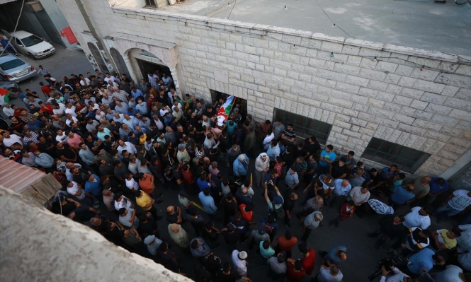 تشييع جثمان الشهيدصنوبر والخارجية الفلسطينية تُطالب بإجراء تحقيقدولي