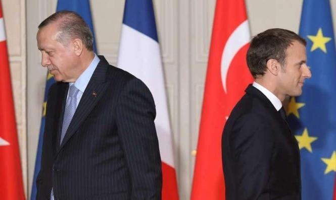 """إردوغان يكرر دعوته لماكرون لفحص صحته العقلية.. فرنسا:""""تأجيج للكراهية"""""""