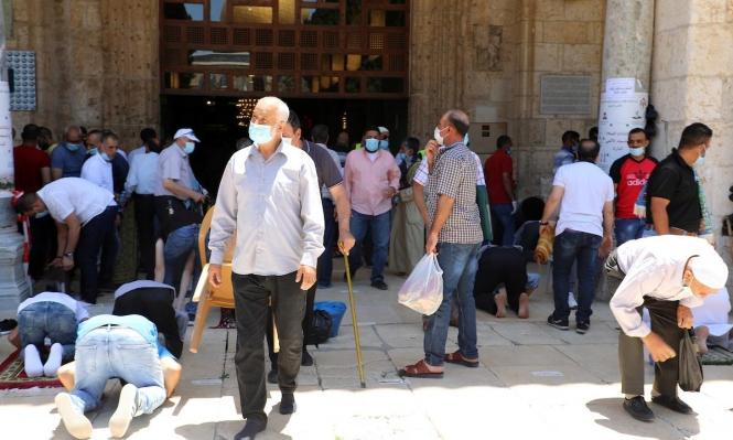 كورونا في القدس: 32 إصابة خلال ثلاثة أيام.. وعدد فحوصات قليل