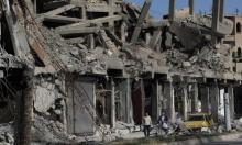 """المرصد: غارة روسية تقتل 78 مسلحا من """"فيلق الشام"""""""