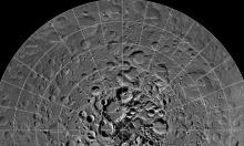 """""""ناسا"""": اكتشاف وجود مياه على الجانب المضيء للقمر للمرة الأولى"""