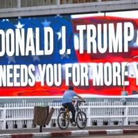 ترامب: استئناف مسار التطبيع مع إسرائيل بعد الانتخابات