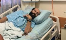 """الأسير الأخرس لـ""""عرب 48"""": يريدون إعدامي.. زوجته: """"إدارة المشفى شريكة للاحتلال"""""""