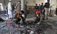 عشرات القتلى والجرحى بينهم أطفال بانفجارين في باكستان
