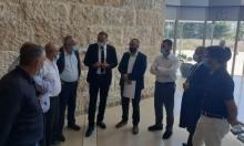 العليا تناقش صفقة بيع مقبرة القسّام في بلد الشيخ المهجرة